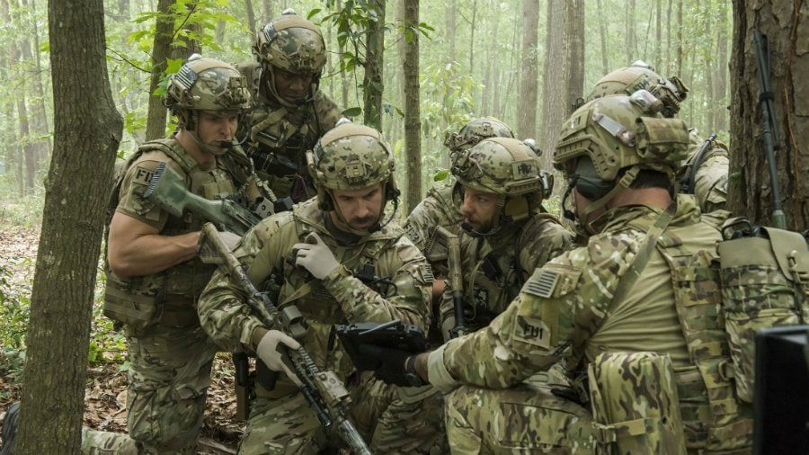 best military tv shows