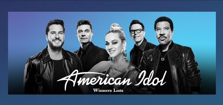 American Idol Winners Name, Prize Money