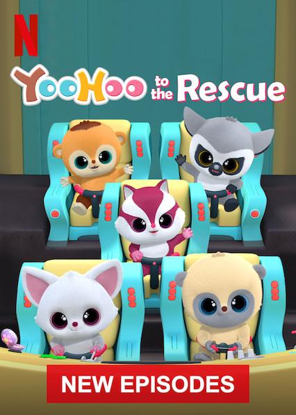 YooHoo to the Rescue on Netflix USA