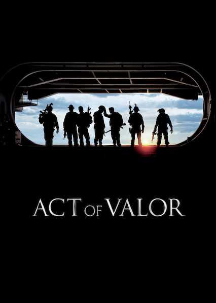 Act of Valour on Netflix USA