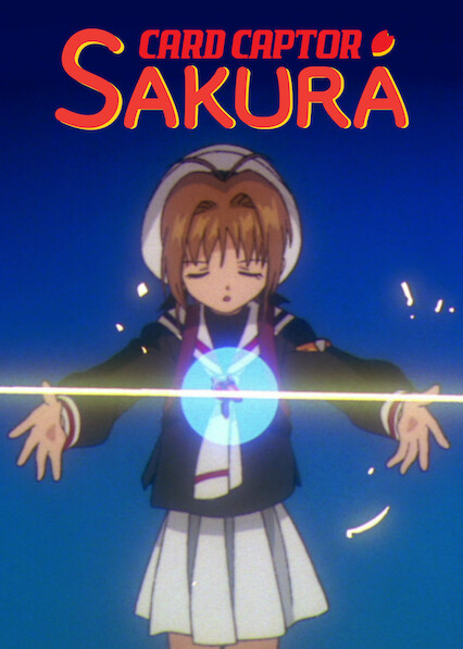 Cardcaptor Sakura on Netflix USA