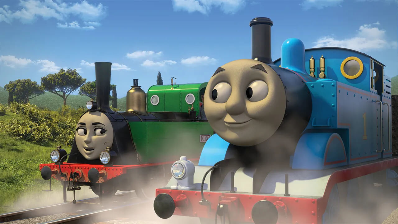 thomas and friends season 24 netflix september 2020