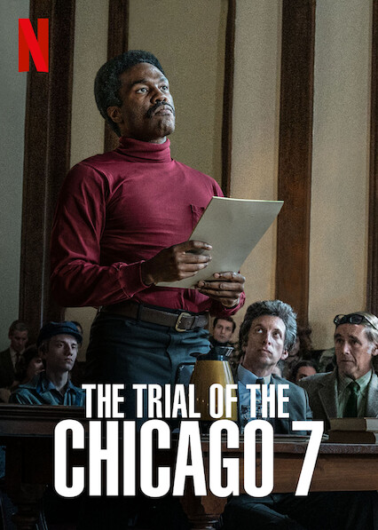 The Trial of the Chicago 7 on Netflix USA