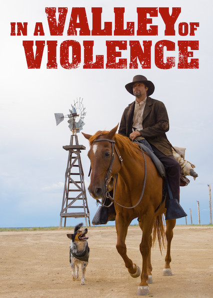 In a Valley of Violence on Netflix USA