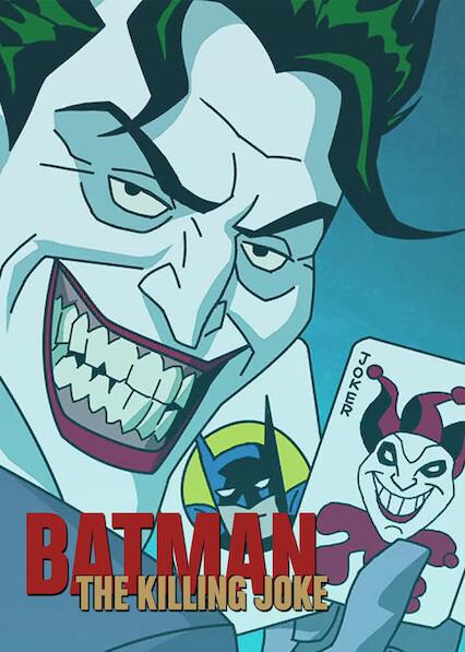 Batman: The Killing Joke on Netflix USA