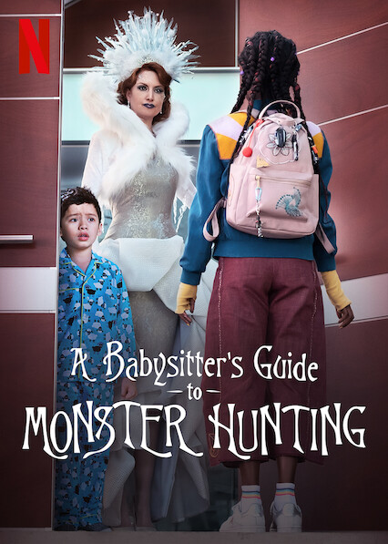 A Babysitter's Guide to Monster Hunting on Netflix USA