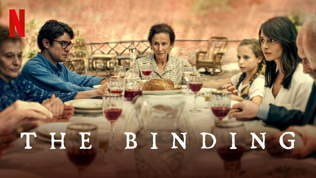 Is 'The Binding' (aka 'Il legame') accessible to look at on Netflix in America? - TVShowsFinder.com