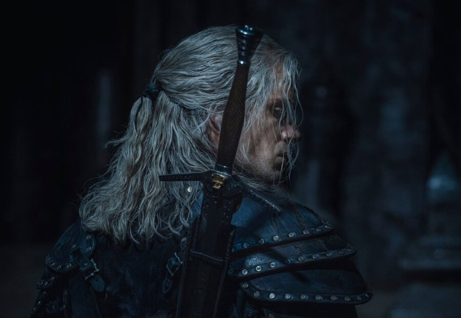 new geralt armor for season 2 the witcher