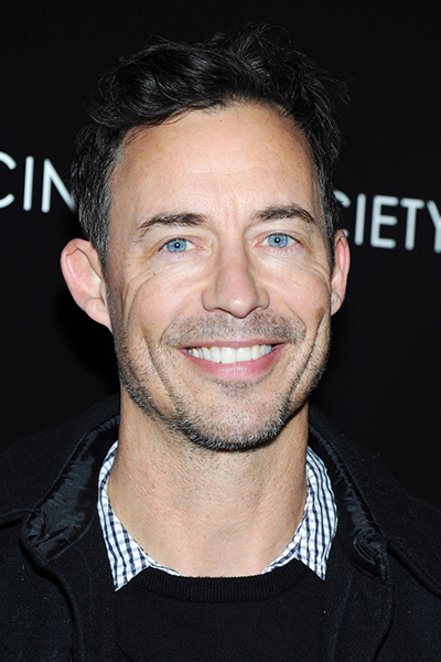 "Actor Tom Cavanagh attends ""The Hobbit: The Desolation of Smaug"" screening on December 11, 2013 in New York City; Photo courtesy Jamie McCarthy/Getty Images"