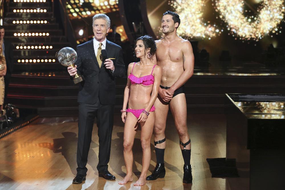 Kelly Monacos Dancing with the Stars Trio Week Video