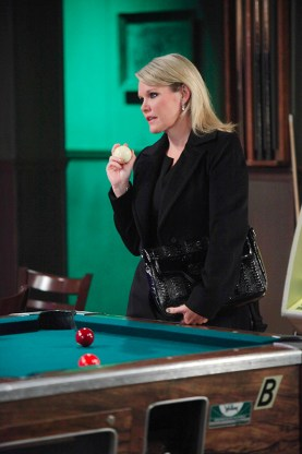 Ava (Maura West) is under pressure from Paul. Photo Credit: © Howard Wise/jpistudios.com