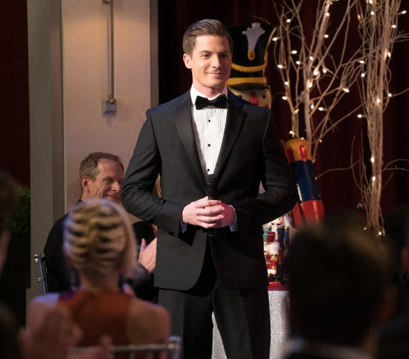"""GENERAL HOSPITAL - """"General Hospital's"""" Nutcracker Gala begins airing the week of December 21, 2015. The Emmy-winning daytime drama """"General Hospital"""" airs Monday-Friday (3:00 p.m. - 4:00 p.m., ET) on the ABC Television Network. (ABC/Todd Wawrychuk) ROBERT PALMER WATKINS"""