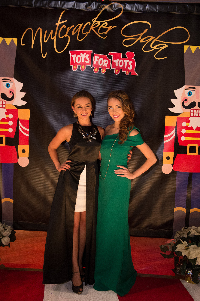 """GENERAL HOSPITAL - """"General Hospital's"""" Nutcracker Gala begins airing the week of December 21, 2015. The Emmy-winning daytime drama """"General Hospital"""" airs Monday-Friday (3:00 p.m. - 4:00 p.m., ET) on the ABC Television Network. Episodic (ABC/Todd Wawrychuk) LEXI AINSWORTH, HALEY PULLOS"""