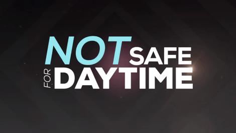 CBS Daytime Not Safe for Daytime