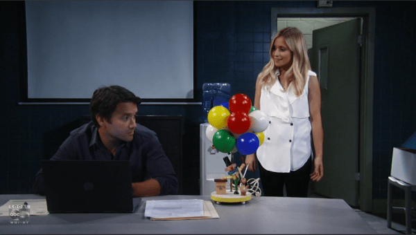 Dante and Lulu start planning for their baby.