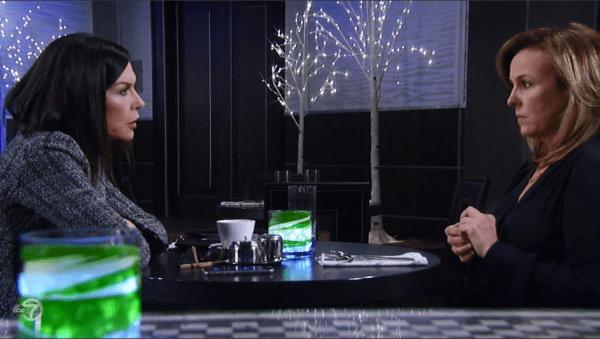 Anna and Laura discuss Valentin.