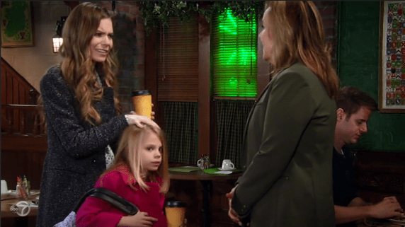 Laura is suspicious of Thermos' new nanny.
