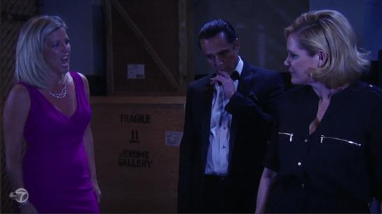 CarSon confront Ava.