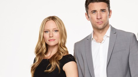 Marci Miller and Billy Flynn