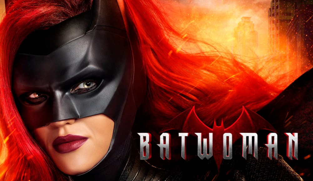 Ruby Rose is Batwoman