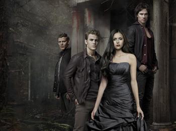 Vampire Diaries Season 3 Cast