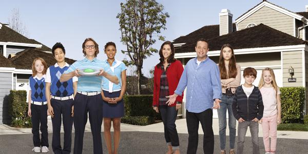 Cast of The Neighbors