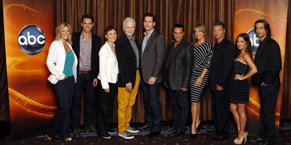 General Hospital TCA Summer Press Tour 2012