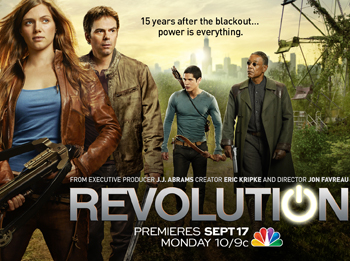 Revolution Key Art