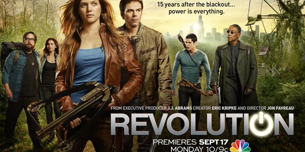 Revolution Key Art