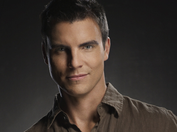 One on One With 'Melrose Place' Star Colin Egglesfield