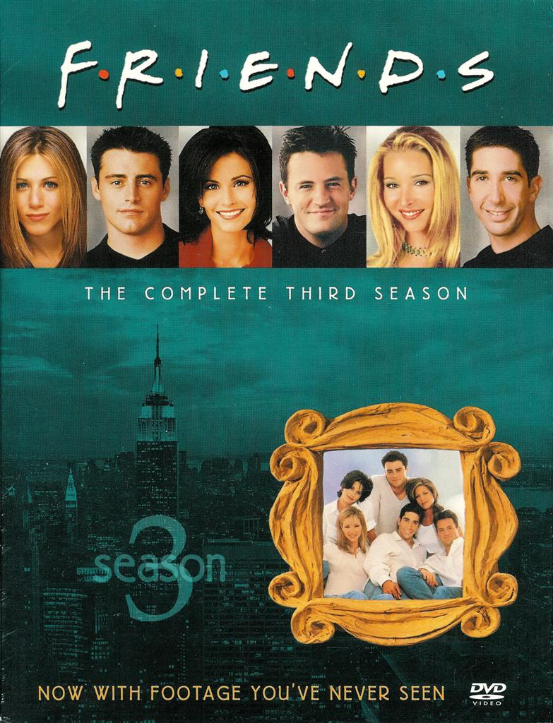 Friends Season 3 Complete Episodes Download In Hd 720p  Tvstock