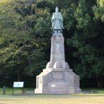 島津斉彬の像