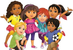 Airdate Dora And Friends Into The City Tv Tonight