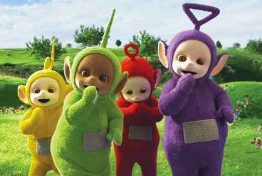 Theyve Been Off Air For 14 Years But Teletubbies Return To Television Next Month In A Rebooted Series Airing On ABC KIDS ABC2