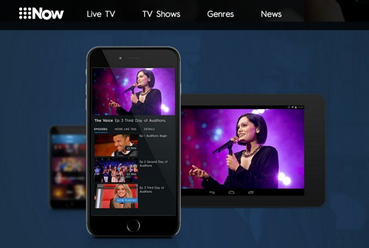 9Now ready for Live streaming – TV Tonight