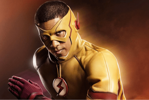 Keiynan lonsdale is kid flash tv tonight for The living room channel 10 tonight