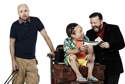 Watch An Idiot Abroad Online - Full Episodes of Season 3 ...