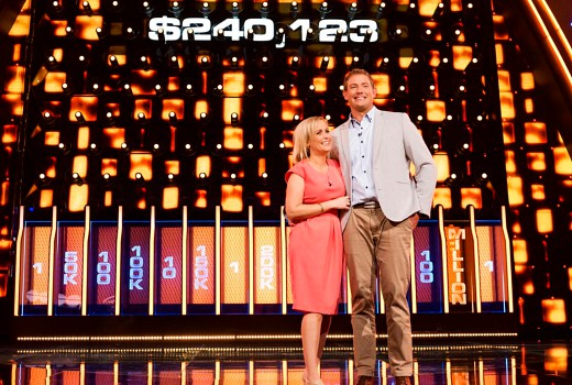 The wall beats family food fight in new ratings war tv for The living room channel 10 tonight