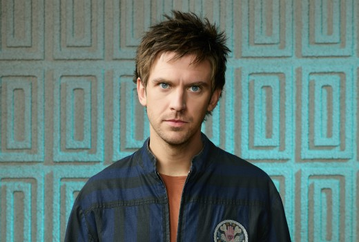 Cool series to warm up to this winter | Pittsburgh Post ...  |Legion Dan Stevens
