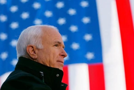 Airdate john mccain maverick tv tonight for The living room channel 10 tonight