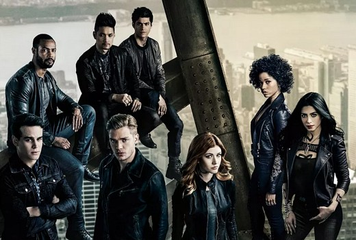 Axed shadowhunters tv tonight for The living room channel 10 tonight