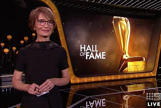 Legendary Jana Wendt Inducts 60 Minutes Into The Hall Of Fame