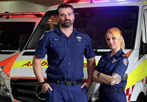 Ambulance Australia, Good Doctor draw Tuesday crowds  – TV