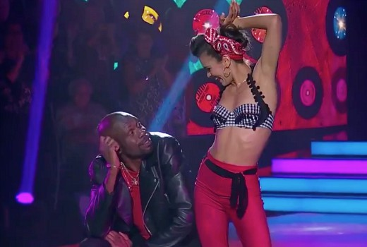 Curtly Ambrose Survives Another Dwts Elimination Tv Tonight