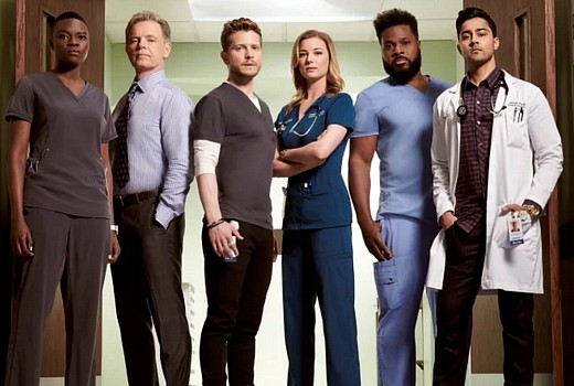 Renewed: 9-1-1, The Resident