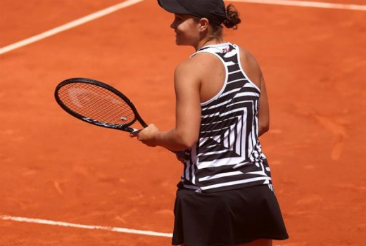 Ash Barty8217s French Open Semi Final On SBS VICELAND