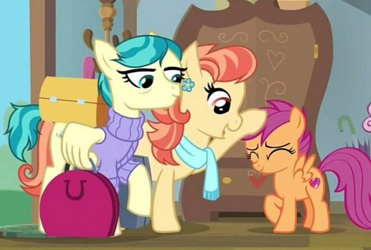My Little Pony introduces same-sex characters