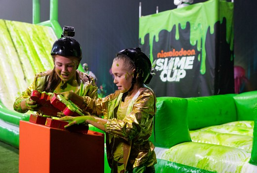 Returning: Slime Cup