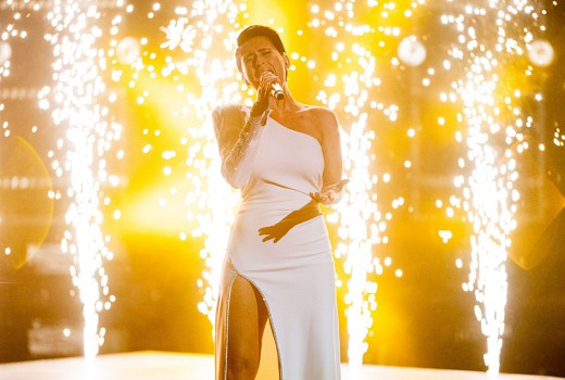 Diana Rouvas doing it her way