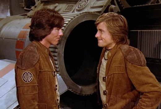 Reboots galore: Battlestar Galactica, Saved by the Bell, Punky Brewster, Hogan's Heroes.